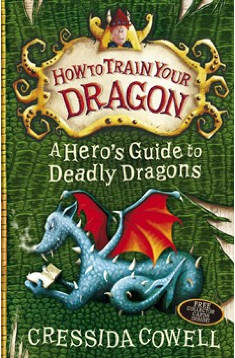 How to Train Your Dragon 06: A Hero's Guide to Deadly Dragon