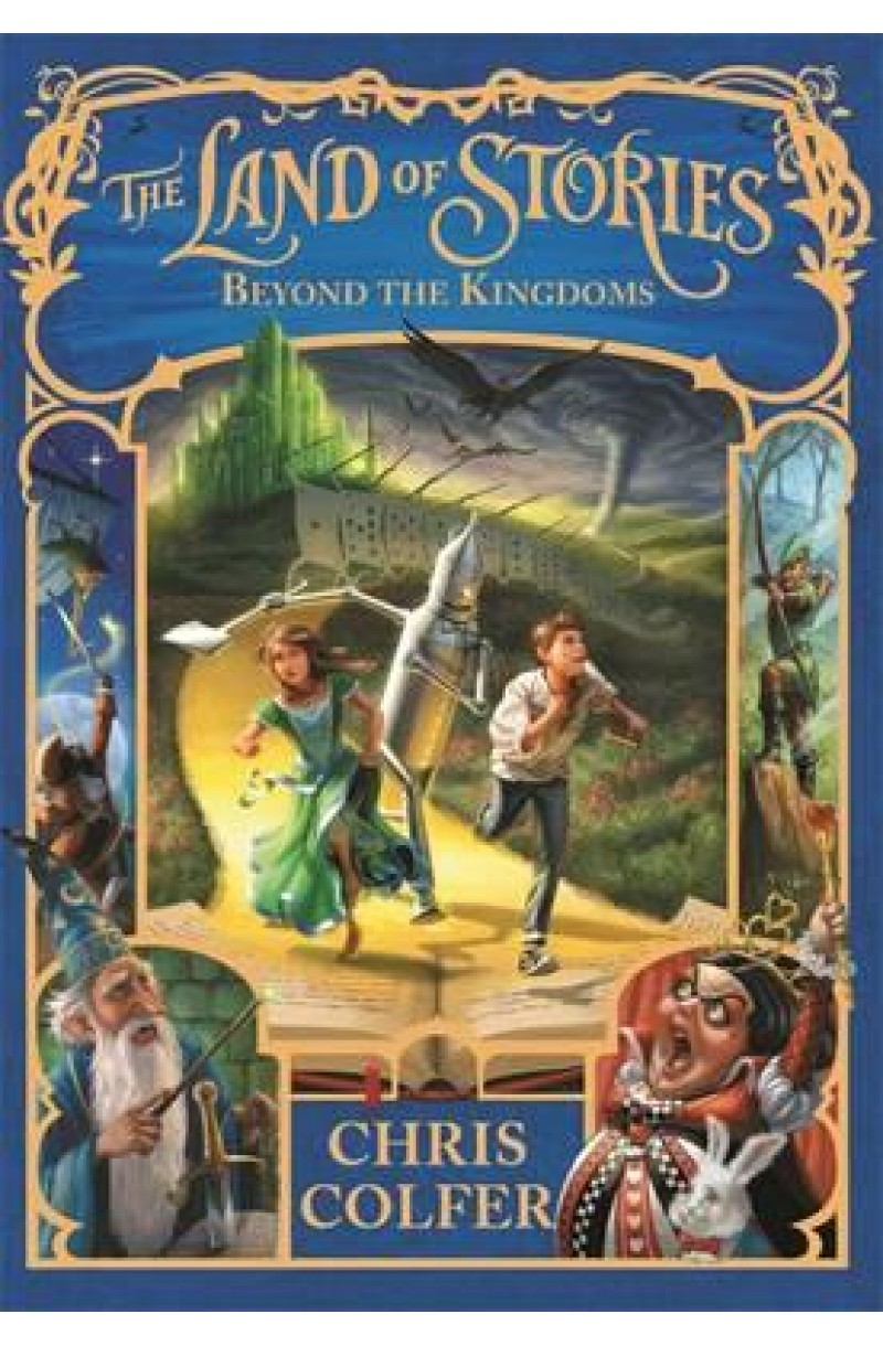 Land of Stories 4: Beyond the Kingdom