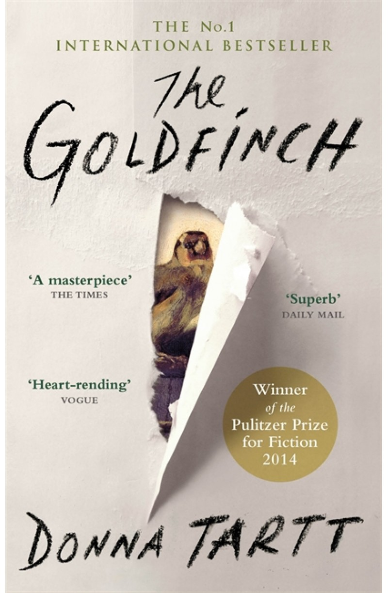 Goldfinch (Pulitzer Prize for Fiction 2014)