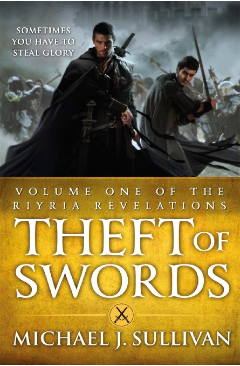 Riyria Revelations 1: Theft Of Swords