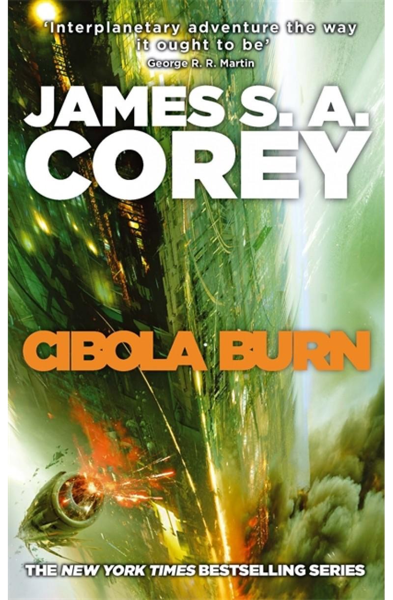 Expanse 4: Cibola Burn