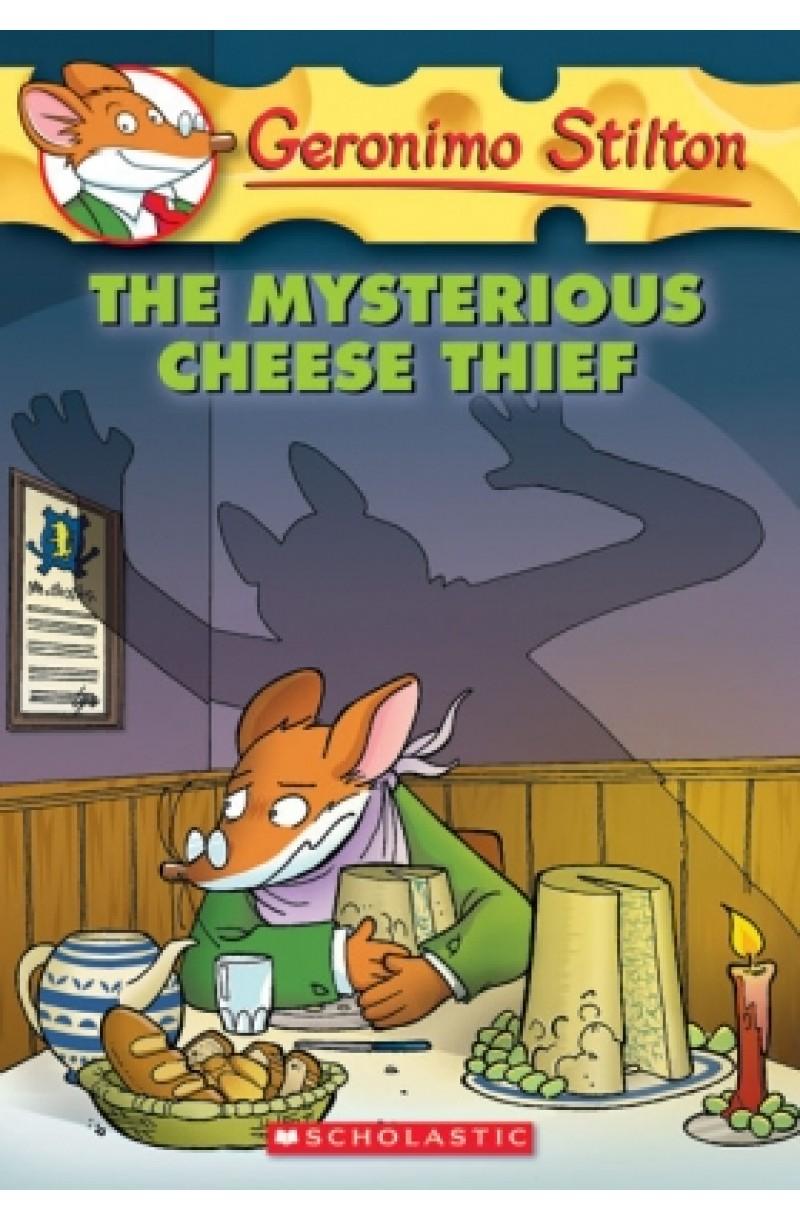 Geronimo Stilton 31: Mysterious Cheese Thief