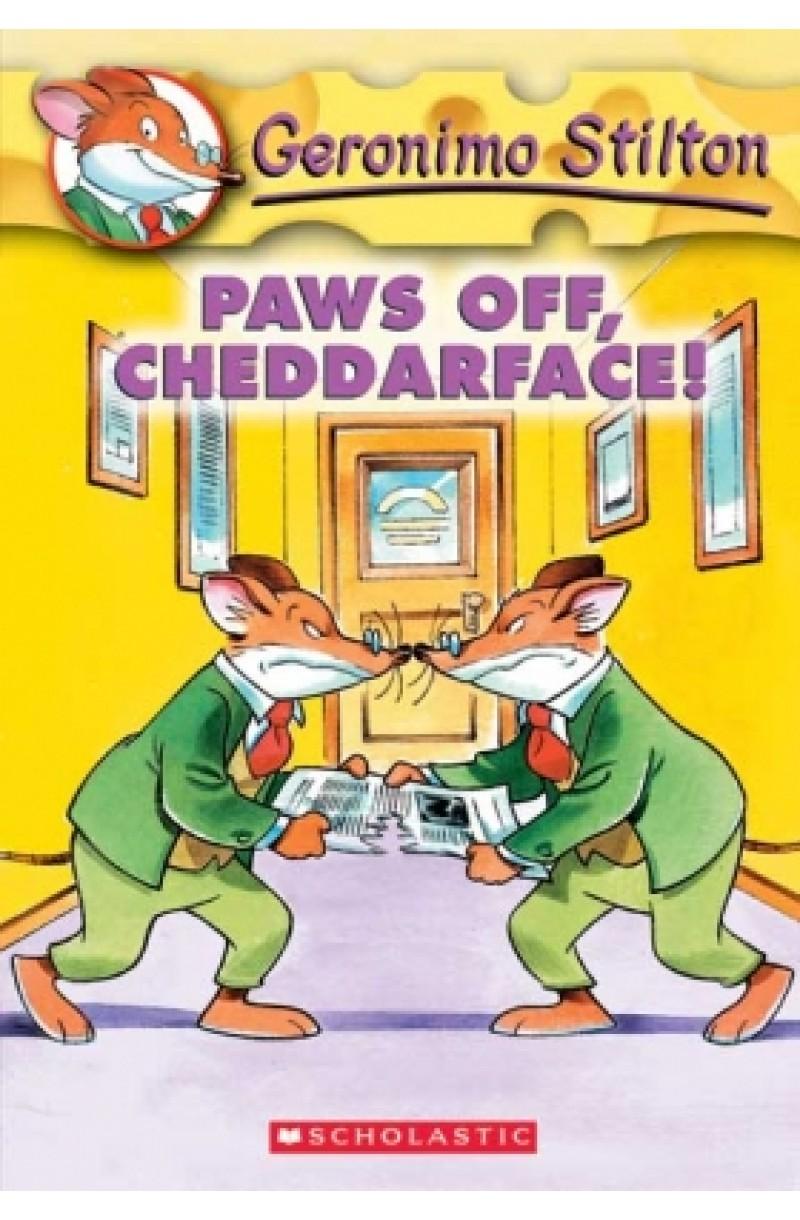 Geronimo Stilton 06: Paws Off, Cedarface!