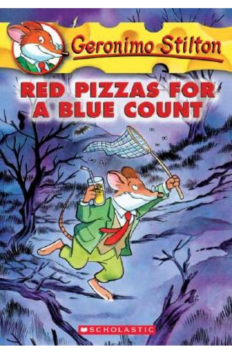 Geronimo Stilton 07: Red Pizzas for a Blue Count