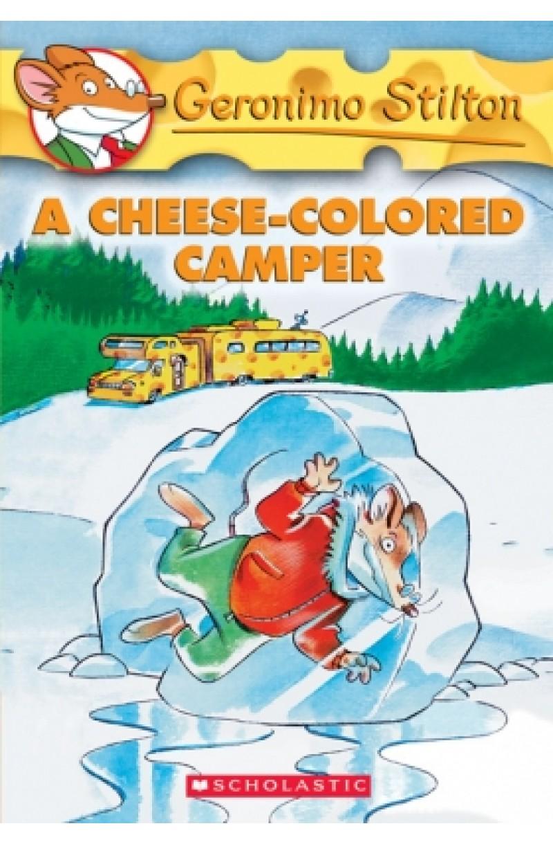 Geronimo Stilton 16: A Cheese Coured Camper