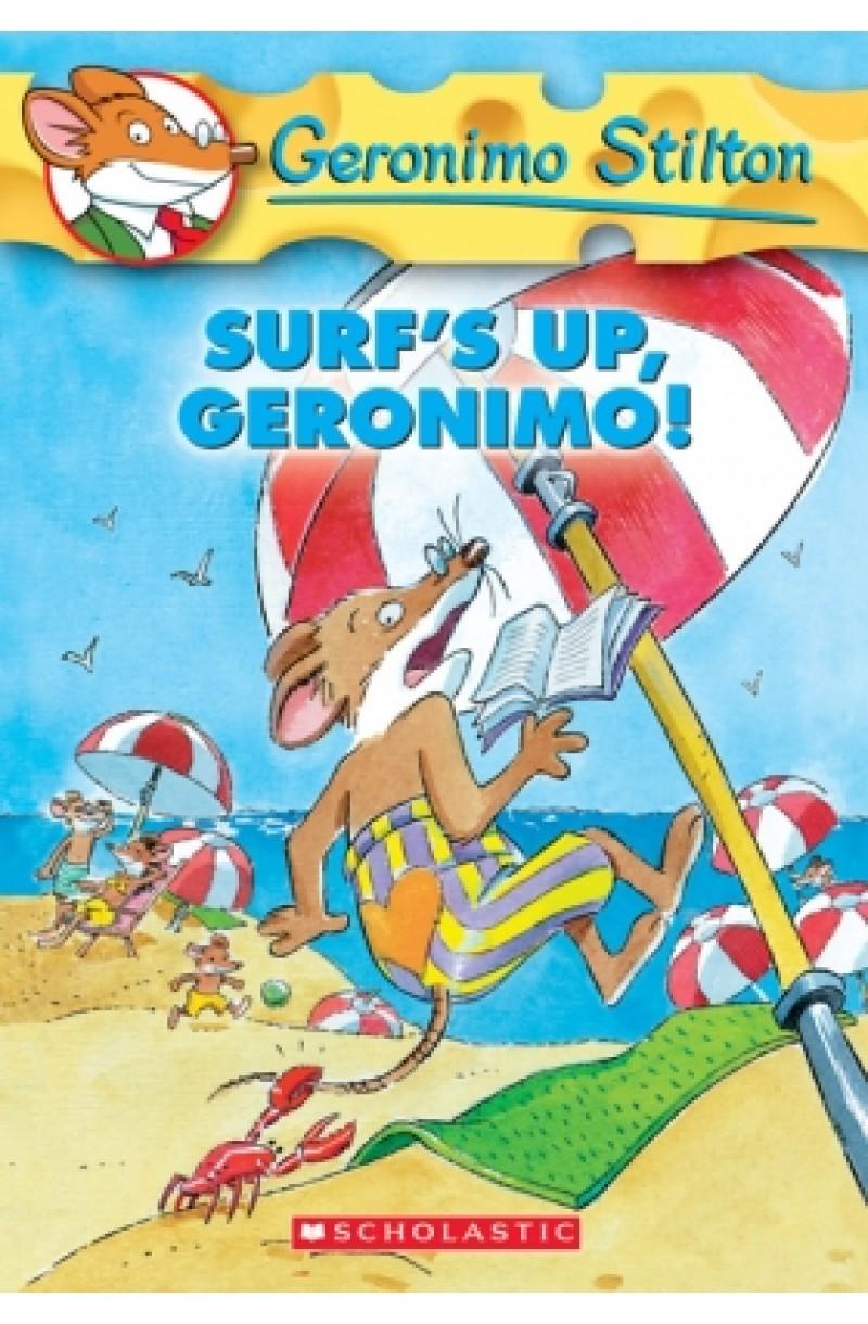 Geronimo Stilton 20: Surf's Up, Geronimo!