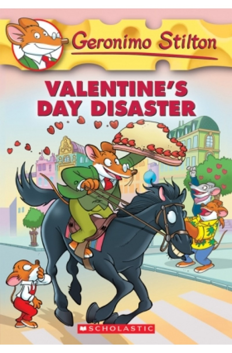 Geronimo Stilton 23: Valentine's Day Disaster