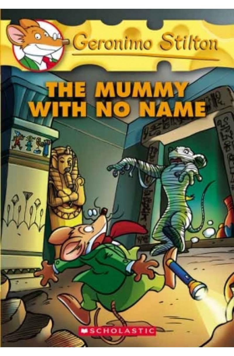 Geronimo Stilton 26: The Mummy with No Name