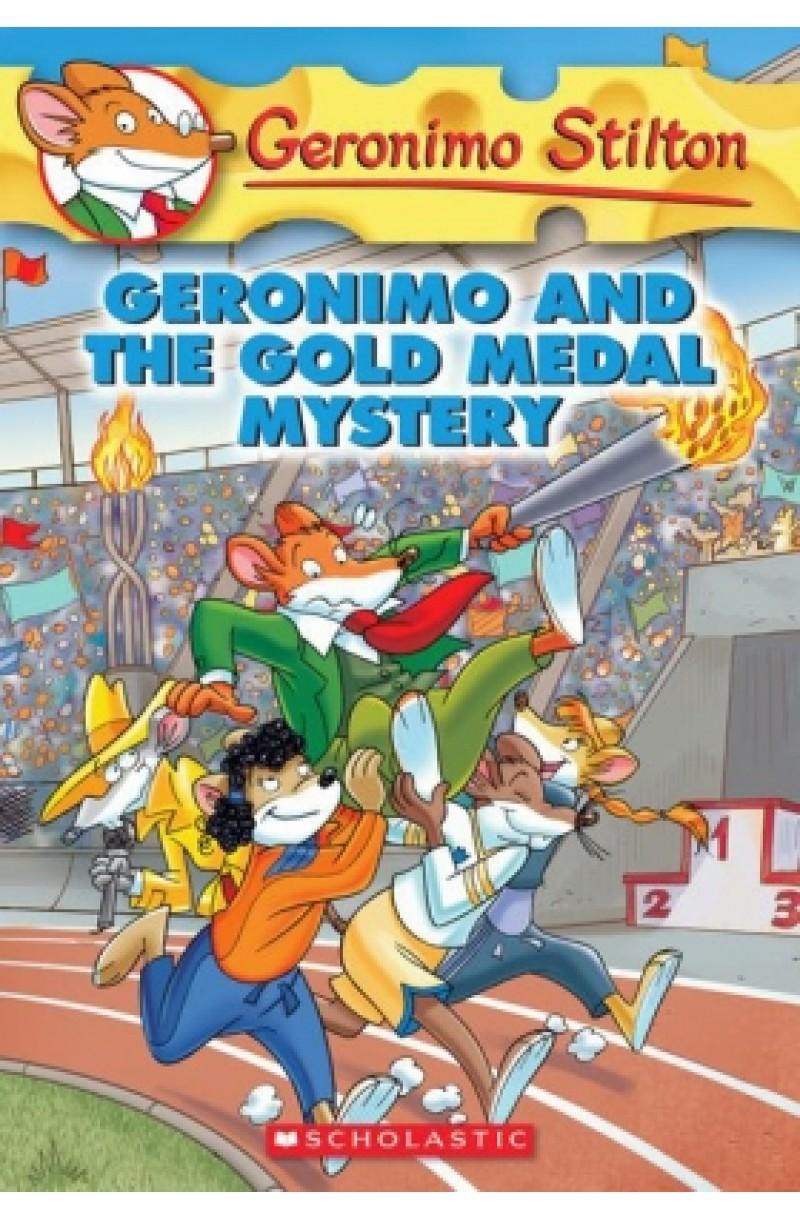 Geronimo Stilton 33: Gold Medal Mystery