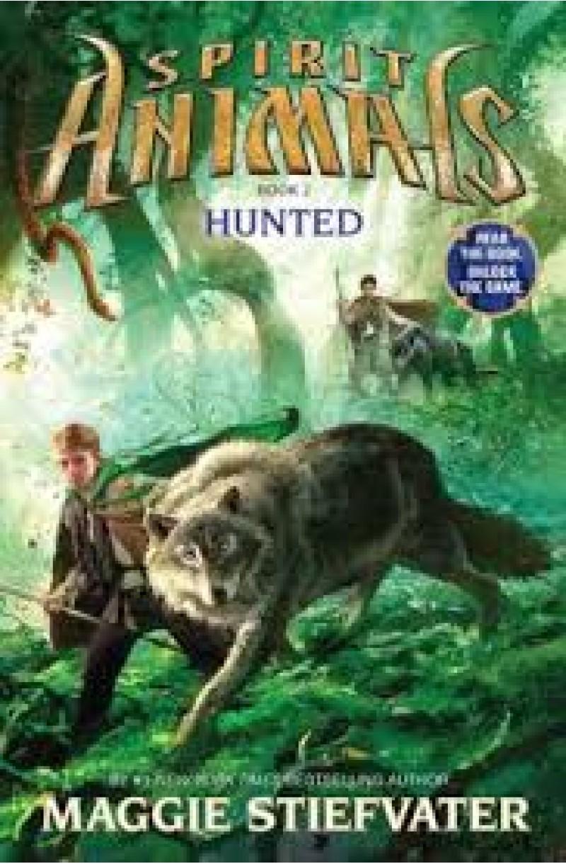 Spirit Animals 2: Hunted