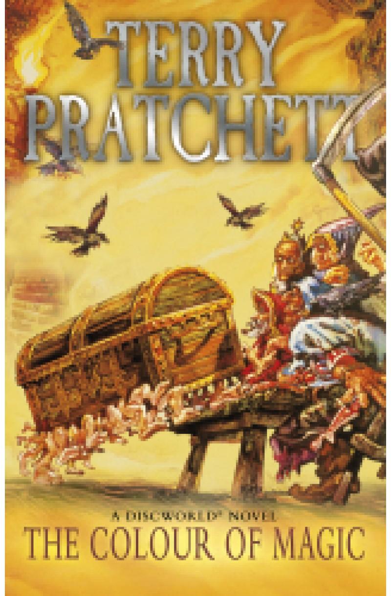 Colour of Magic: A Discworld Novel