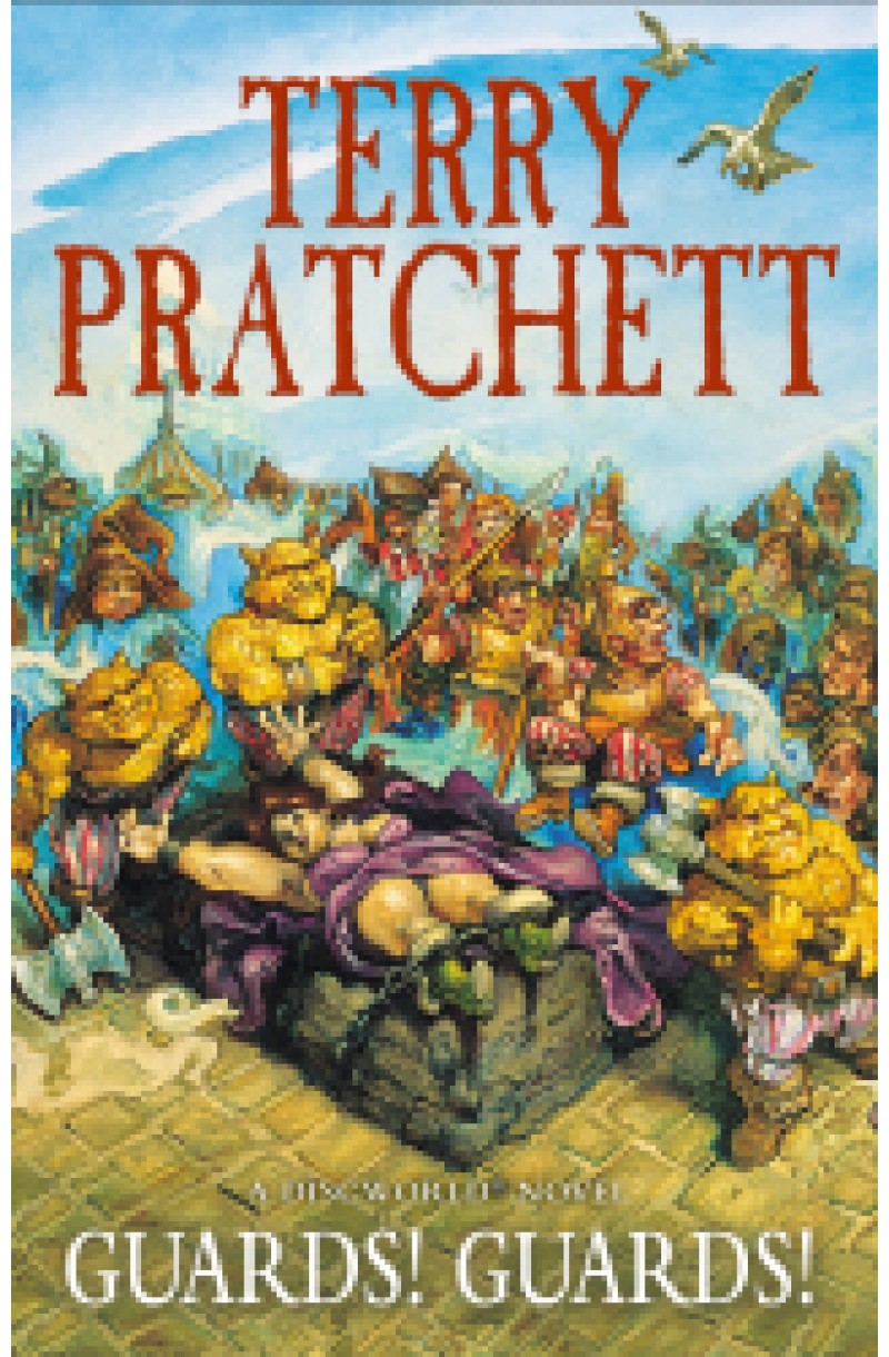 Guards! Guards!: A Discworld Novel