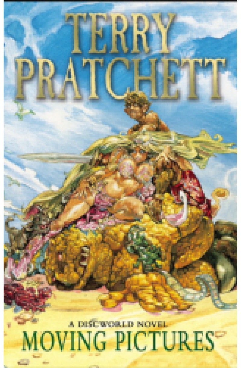 Moving Pictures: A Discworld Novel