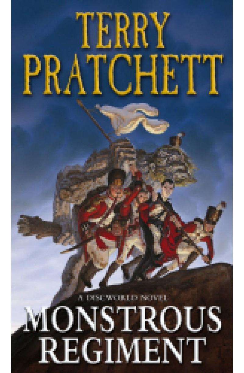 Monstrous Regiment: A Discworld Novel