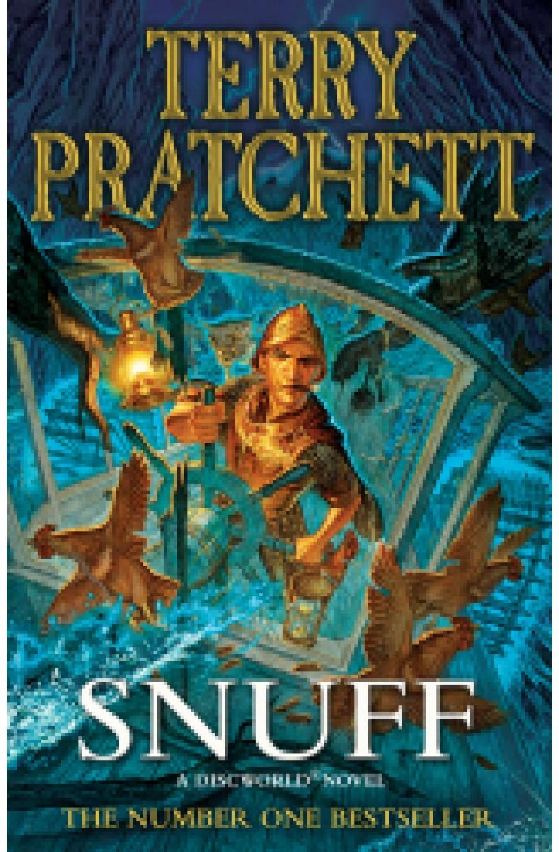 Snuff: A Discworld Novel