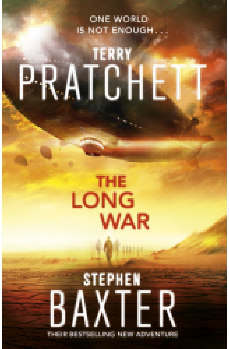 Long Earth 2: Long War