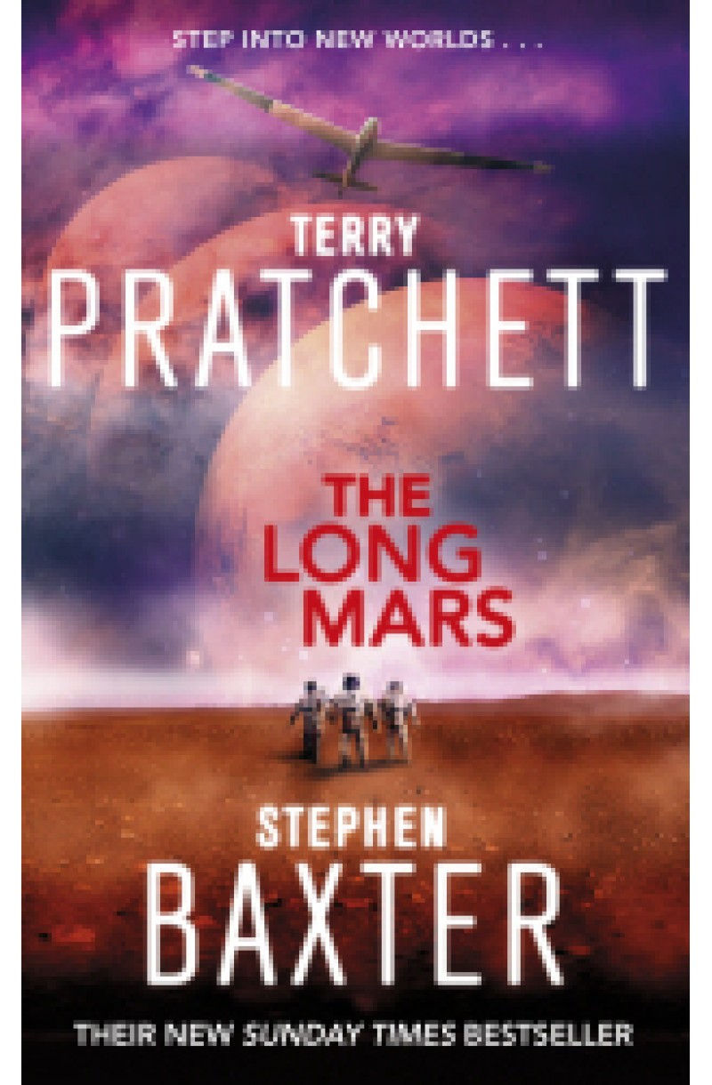 Long Earth 3: Long Mars