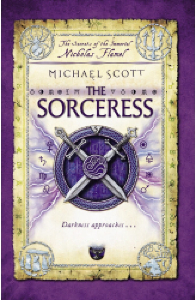 Secrets of the Immortal Nicholas Flamel 3: Sorceress
