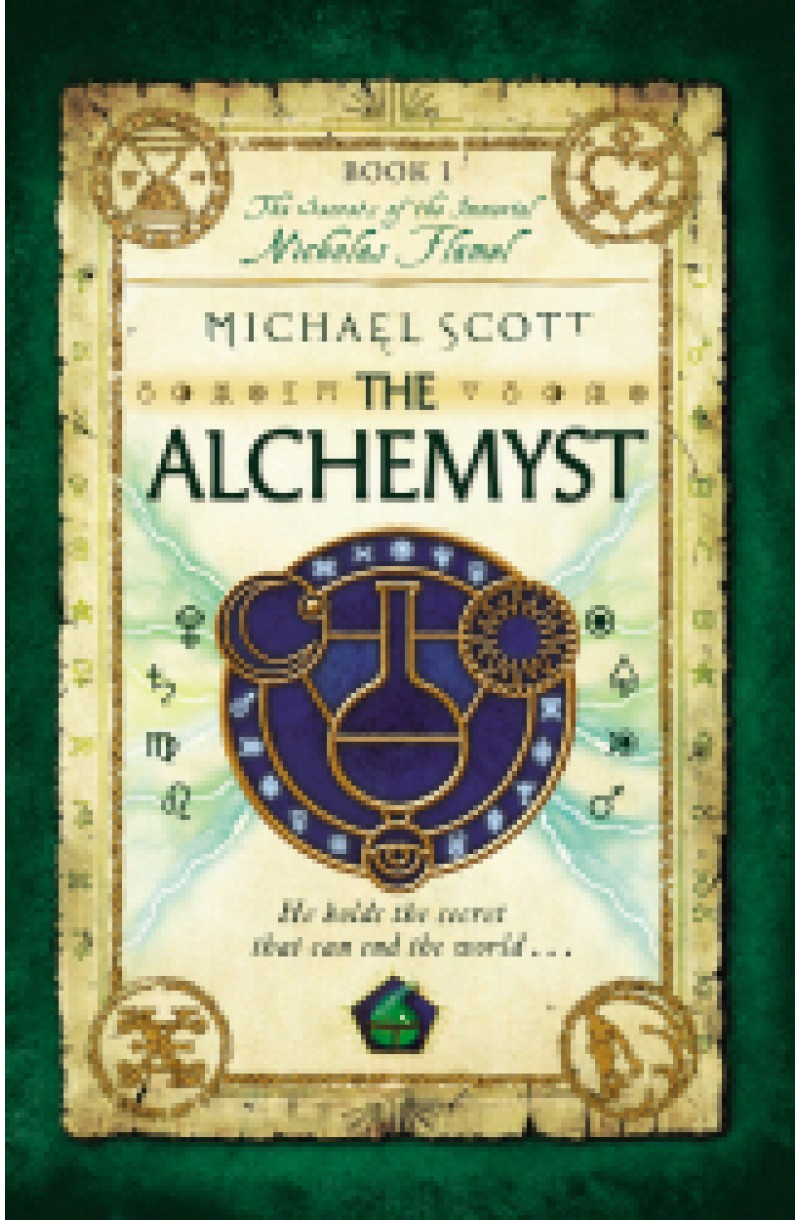 Secrets of the Immortal Nicholas Flamel 1: Alchemyst