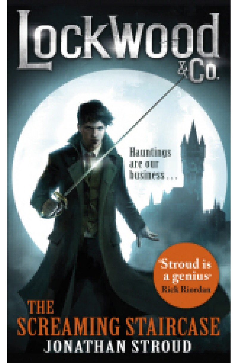 Lockwood & Co 1: The Screaming Staircase