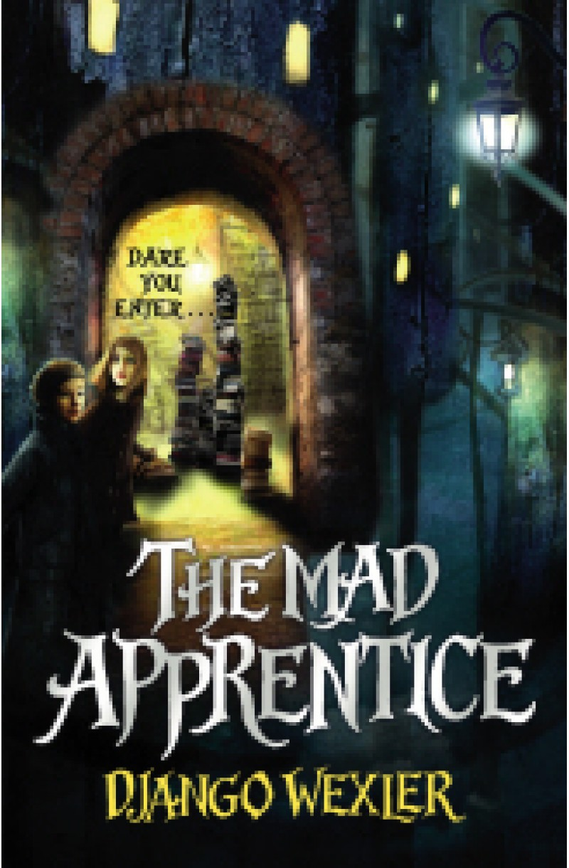 Forbidden Library 2: Mad Apprentice