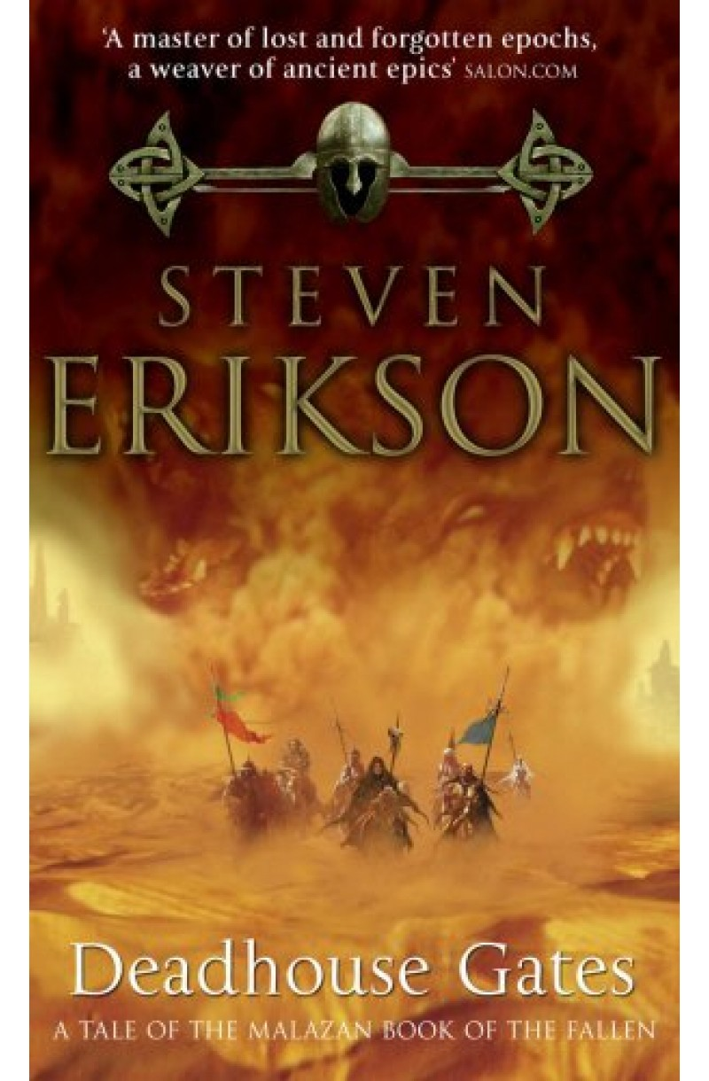 Malazan Book of the Fallen 2: Deadhouse Gates