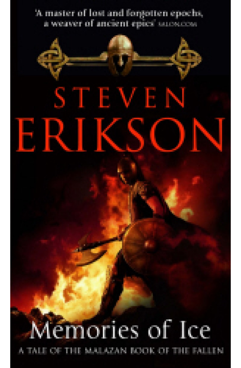 Malazan Book of the Fallen 3: Memories of Ice