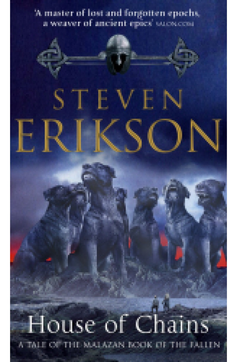 Malazan Book of the Fallen 4: House of Chains