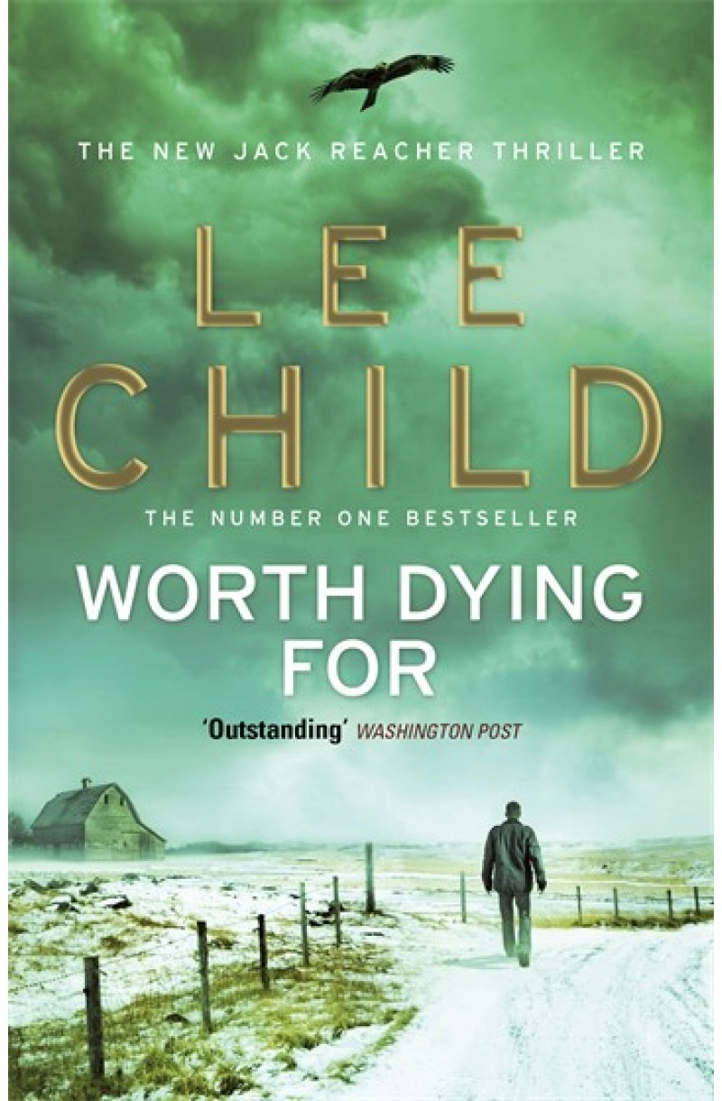 Jack Reacher: Worth Dying For (editie de buzunar)