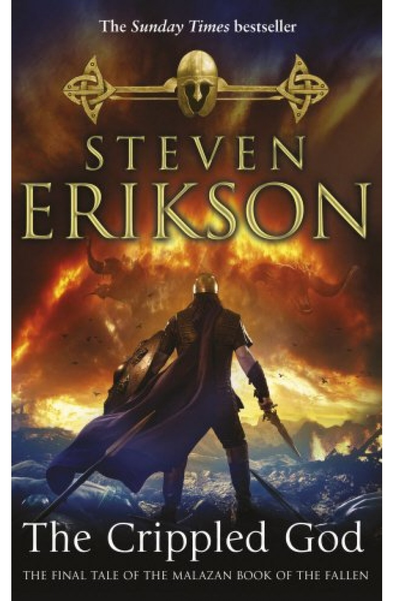 Malazan Book of the Fallen 10: Crippled God
