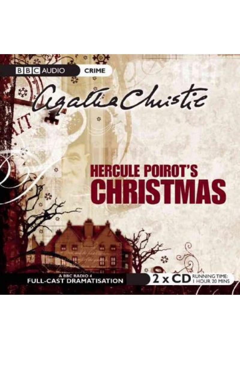 Hercule Poirot's Christmas (CD) - BBC