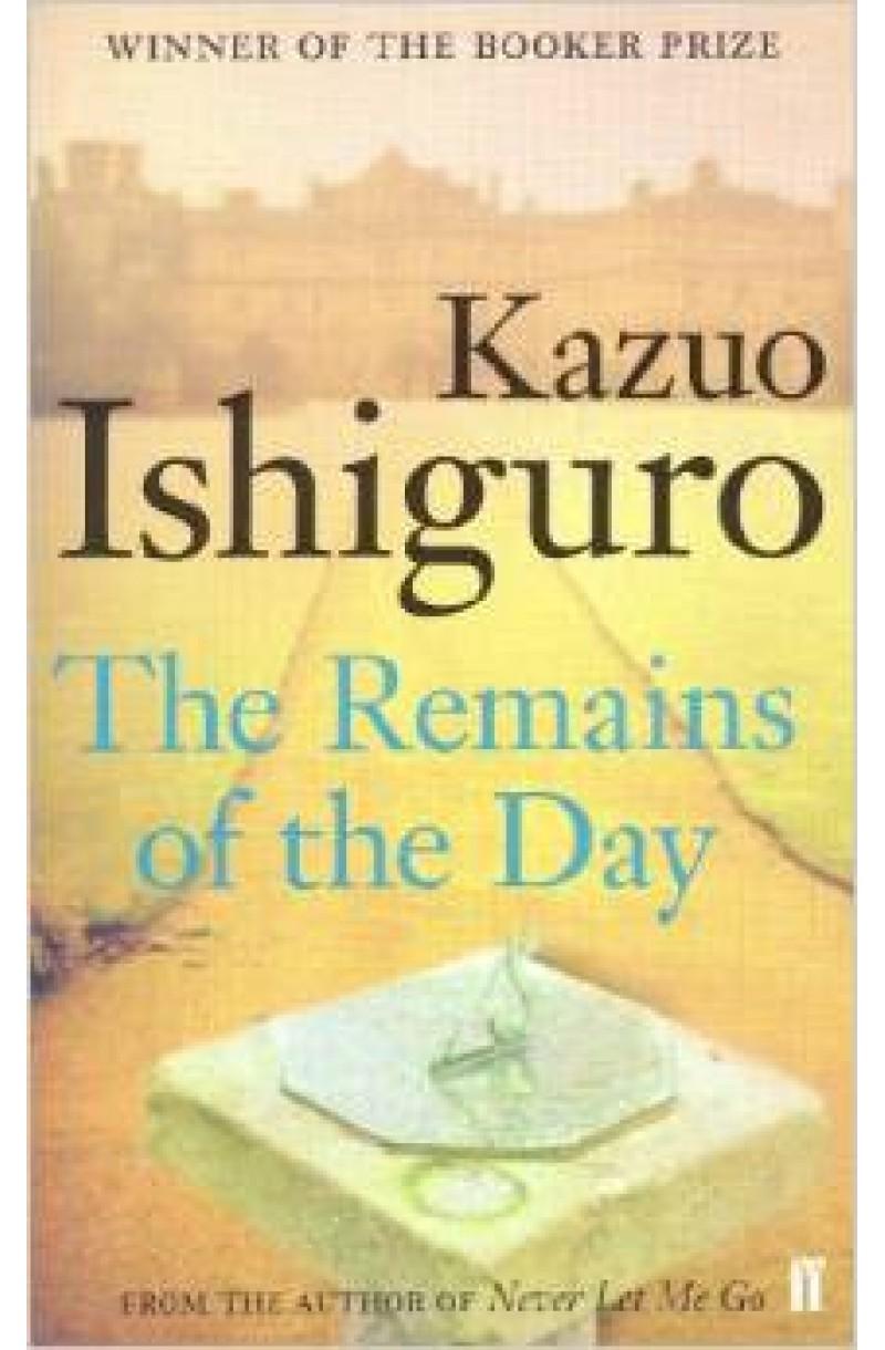 Remains of the Day (format de buzunar)