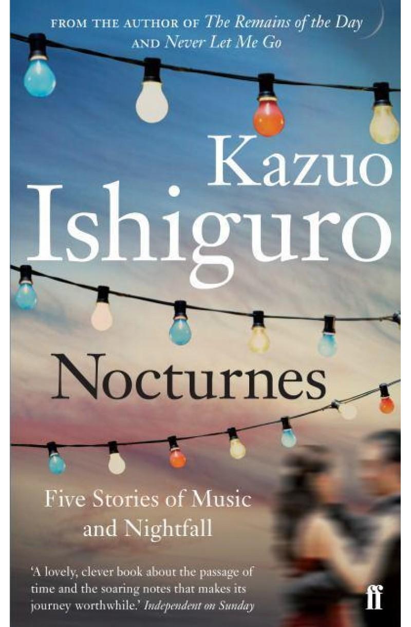 Nocturnes: Five Stories of Music and Nightfall (format de buzunar)
