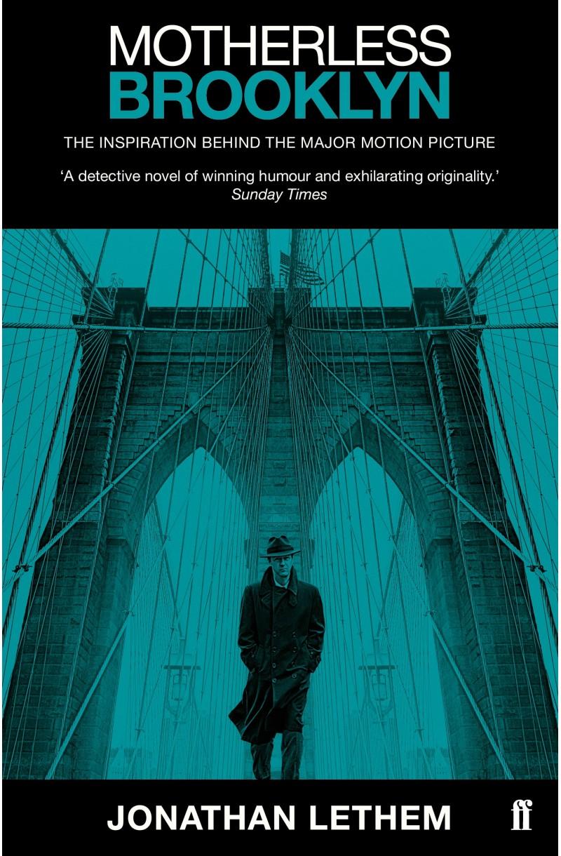Motherless Brooklyn (HBO film tie-in)