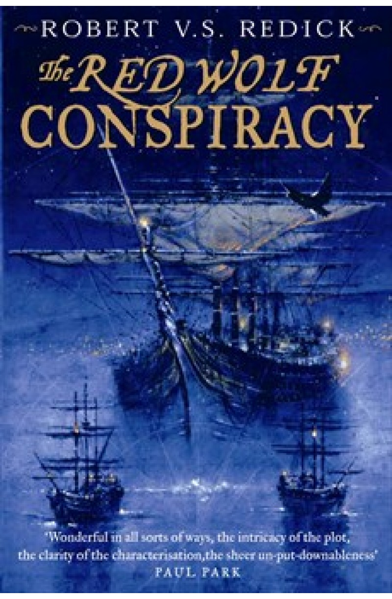 Chathrand Voyage 1: Red Wolf Conspiracy