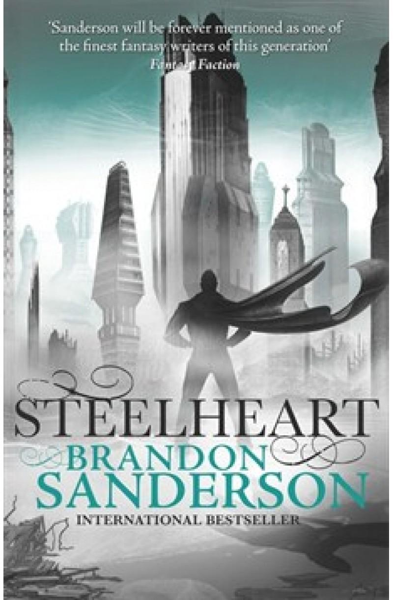 Reckoners 1: Steelheart
