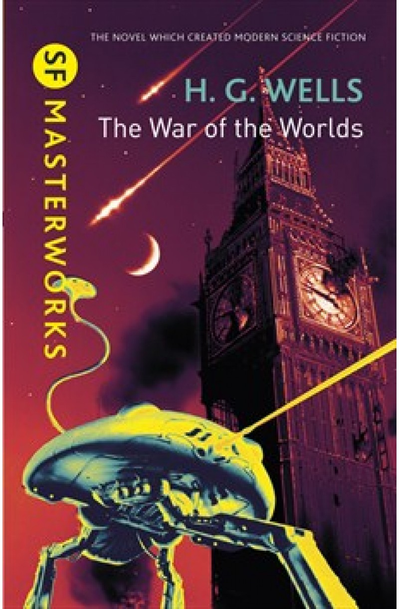 War of the Worlds (SF Masterworks)