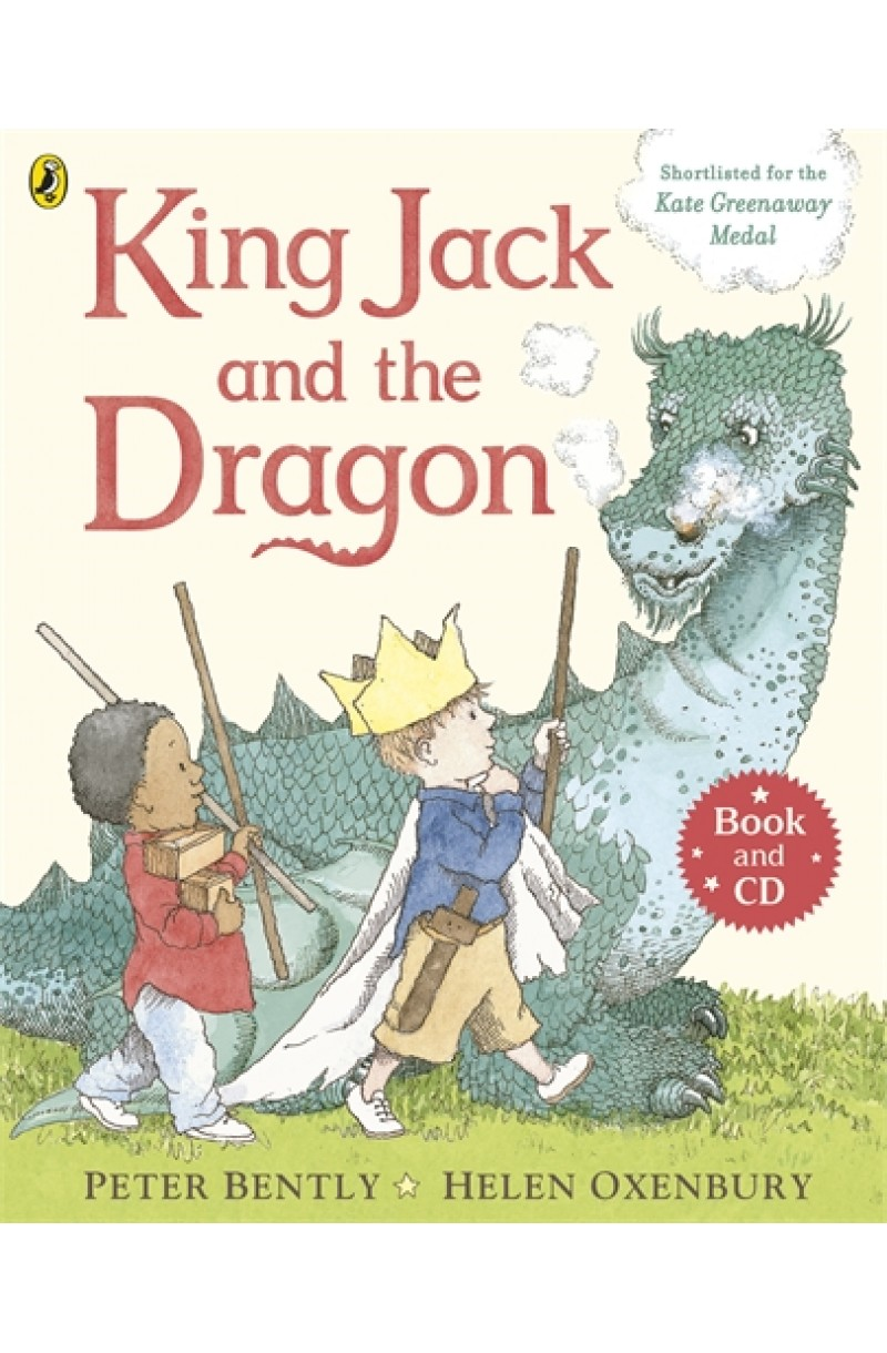 King Jack and the Dragon (Book + CD)