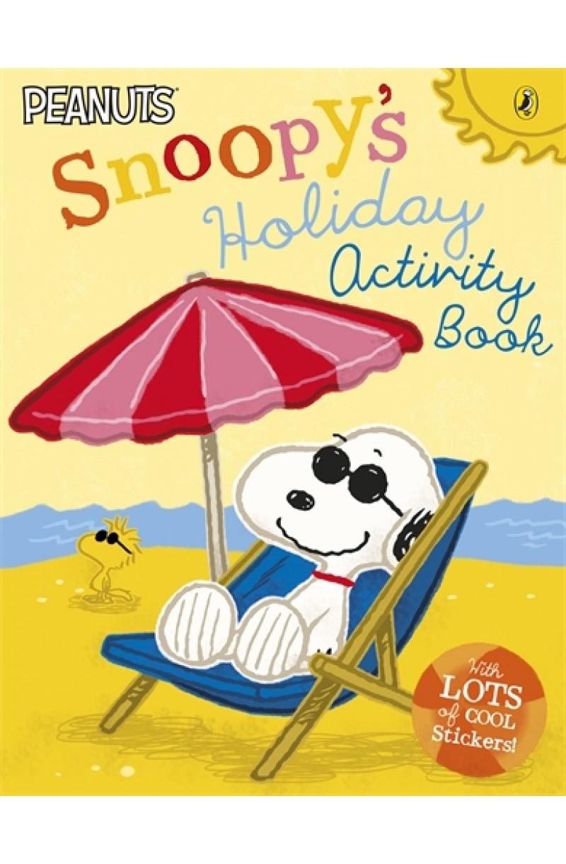 Peanuts: Snoopy's Holiday Activity Book