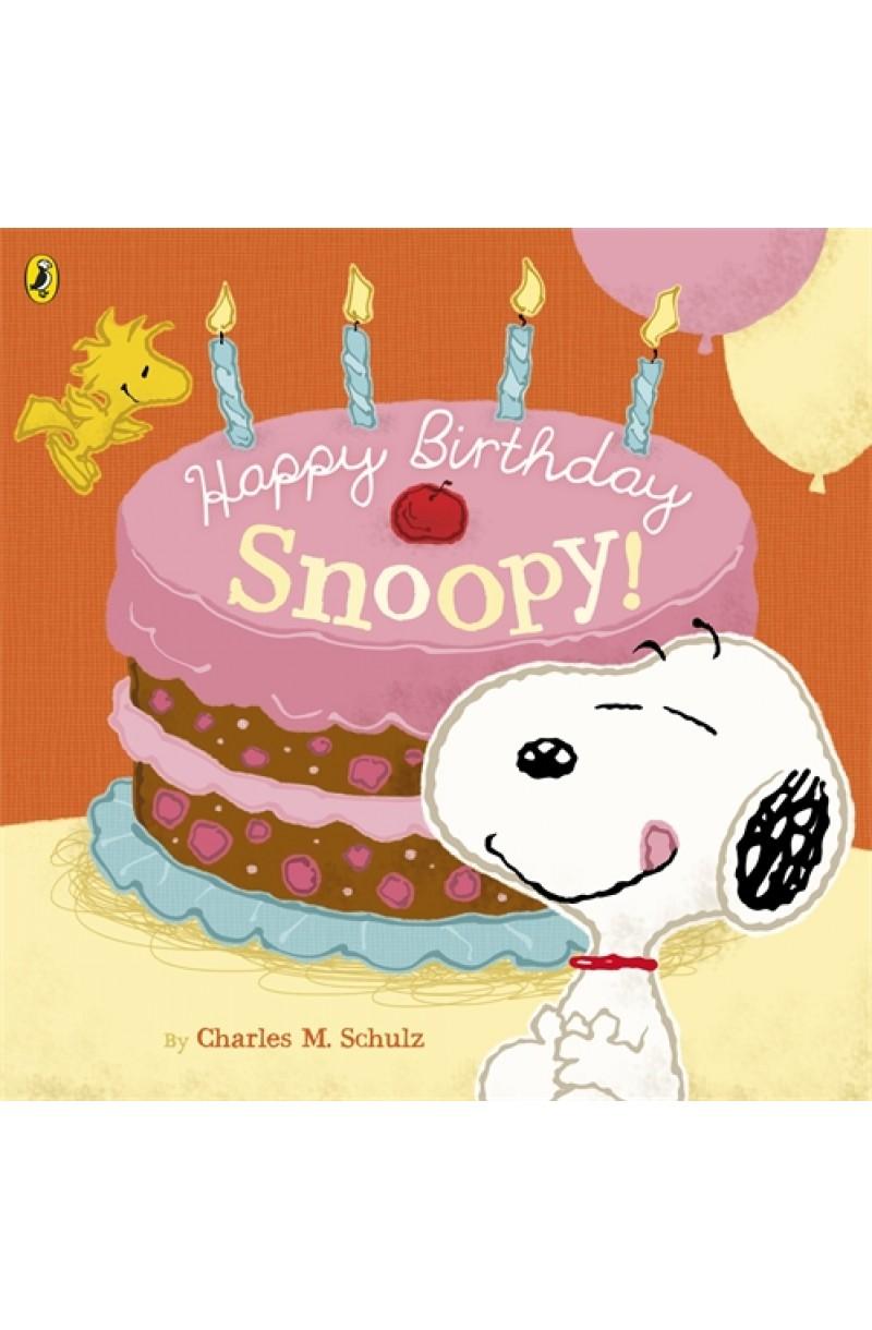 Peanuts: Happy Birthday, Snoopy!