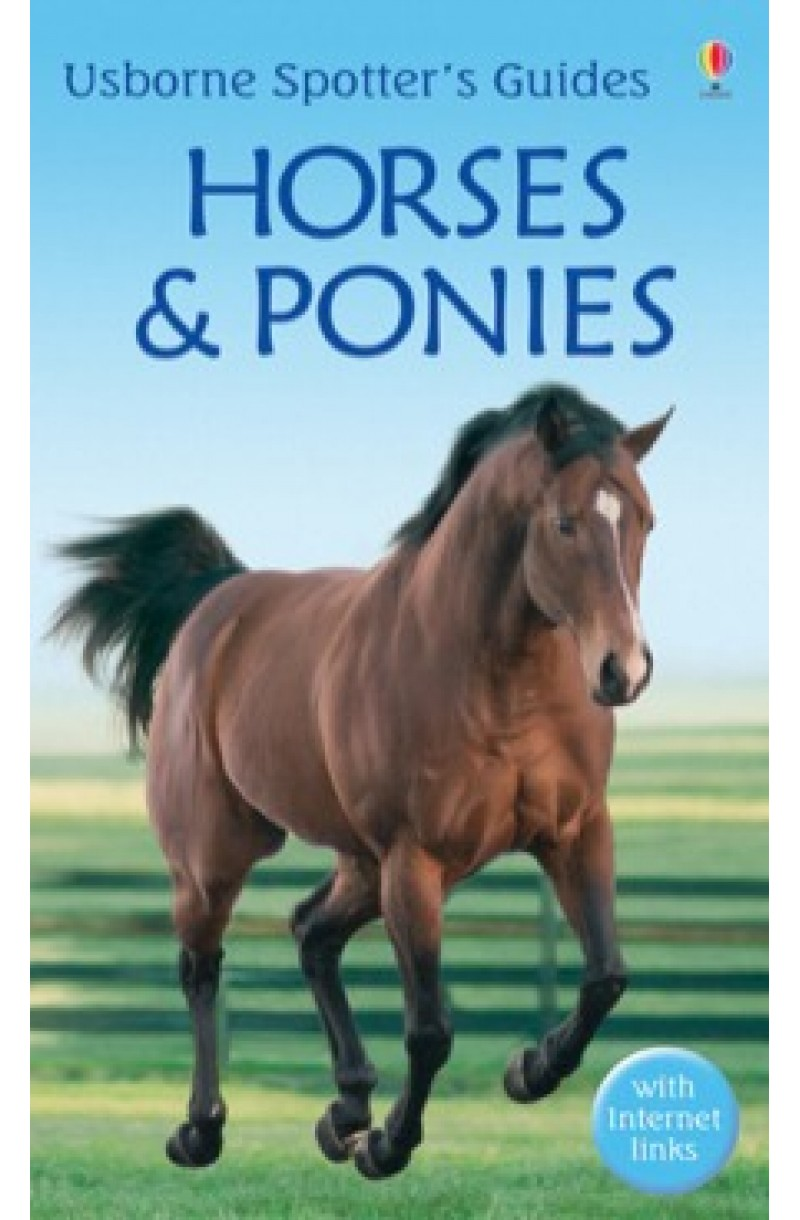 Horses & Ponies (Spotter's Guide)