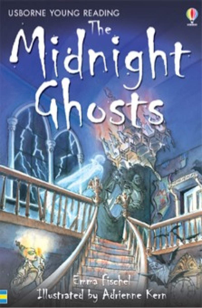Midnight Ghosts (Young Reading 2)