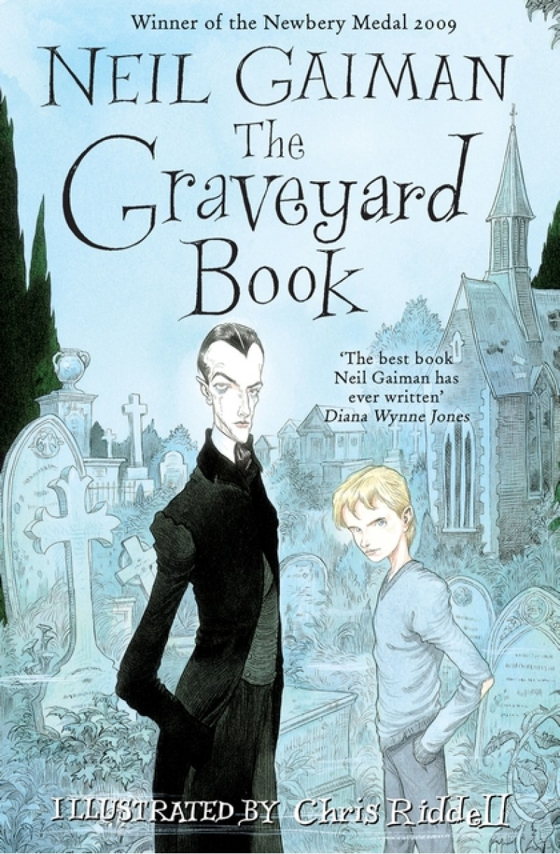 Graveyard Book (Children Edition)
