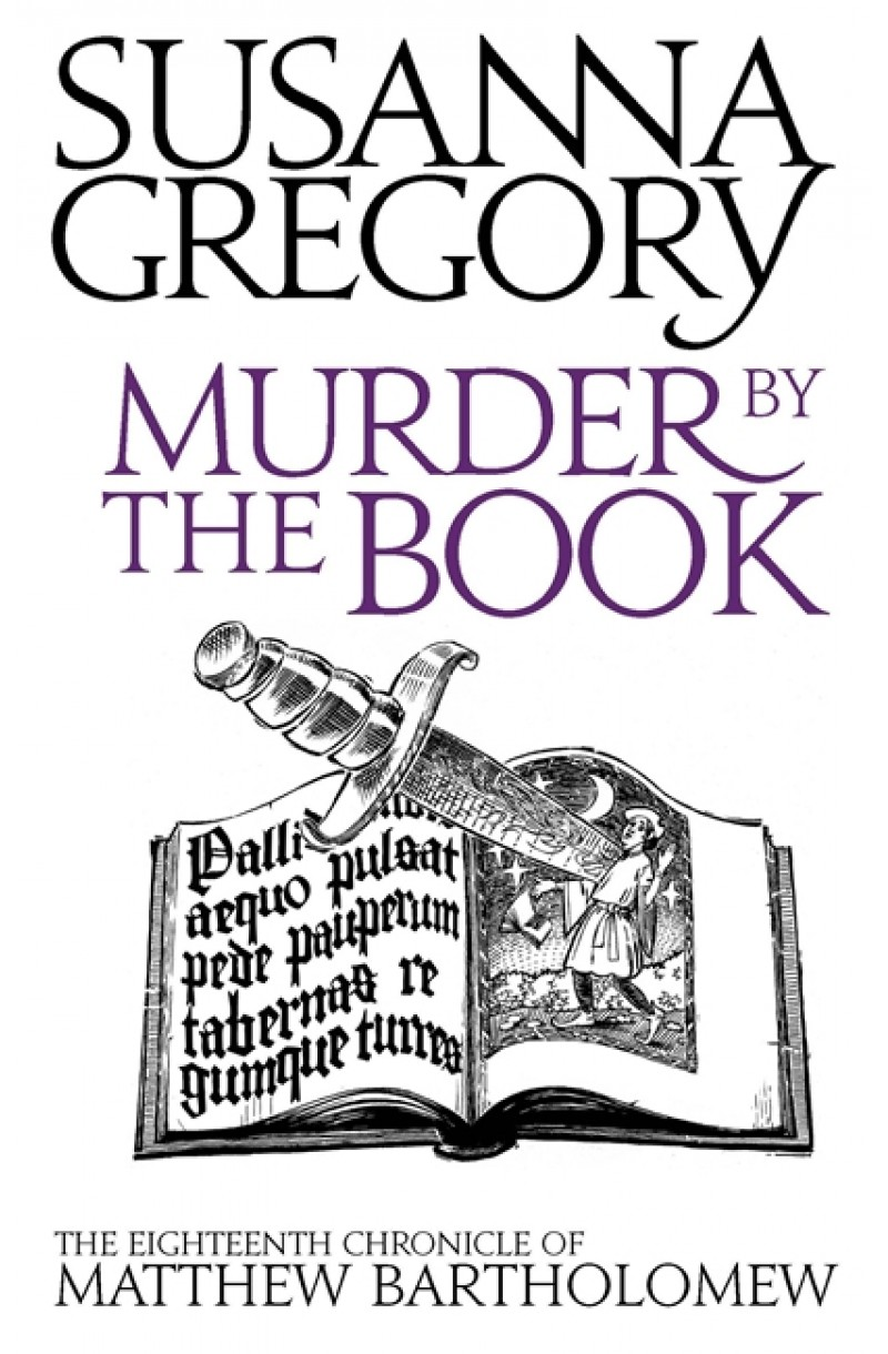 Chronicles of Matthew Bartholomew: Murder by the Book