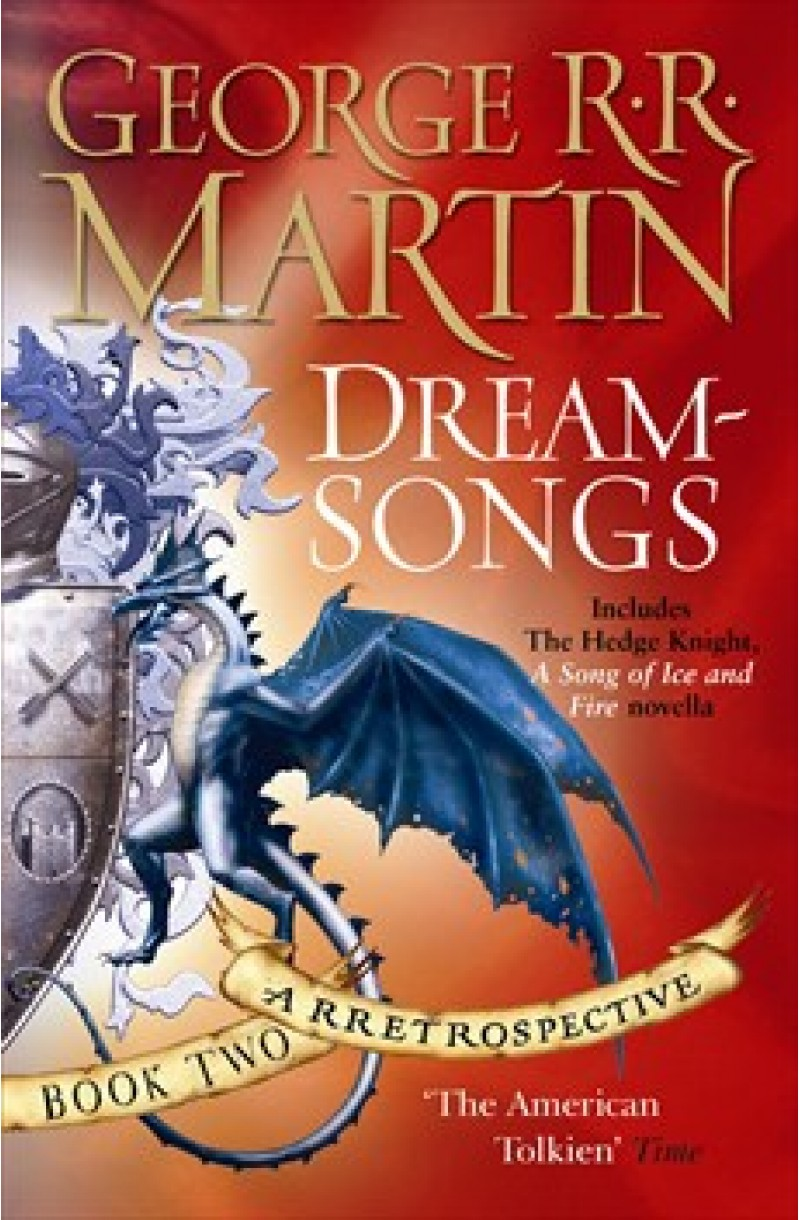 Dreamsongs 2: A Retrospective Book