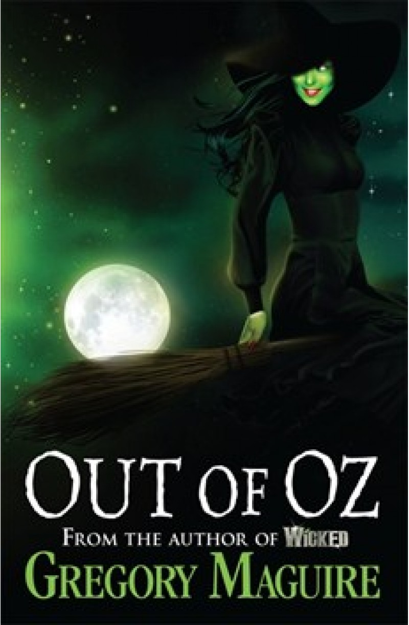 Wicked Years 4: Out of Oz