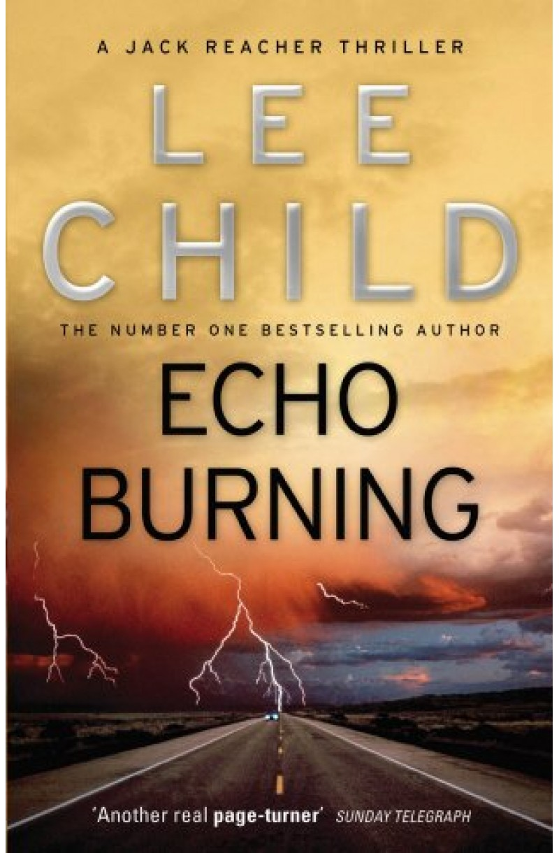 Jack Reacher: Echo Burning