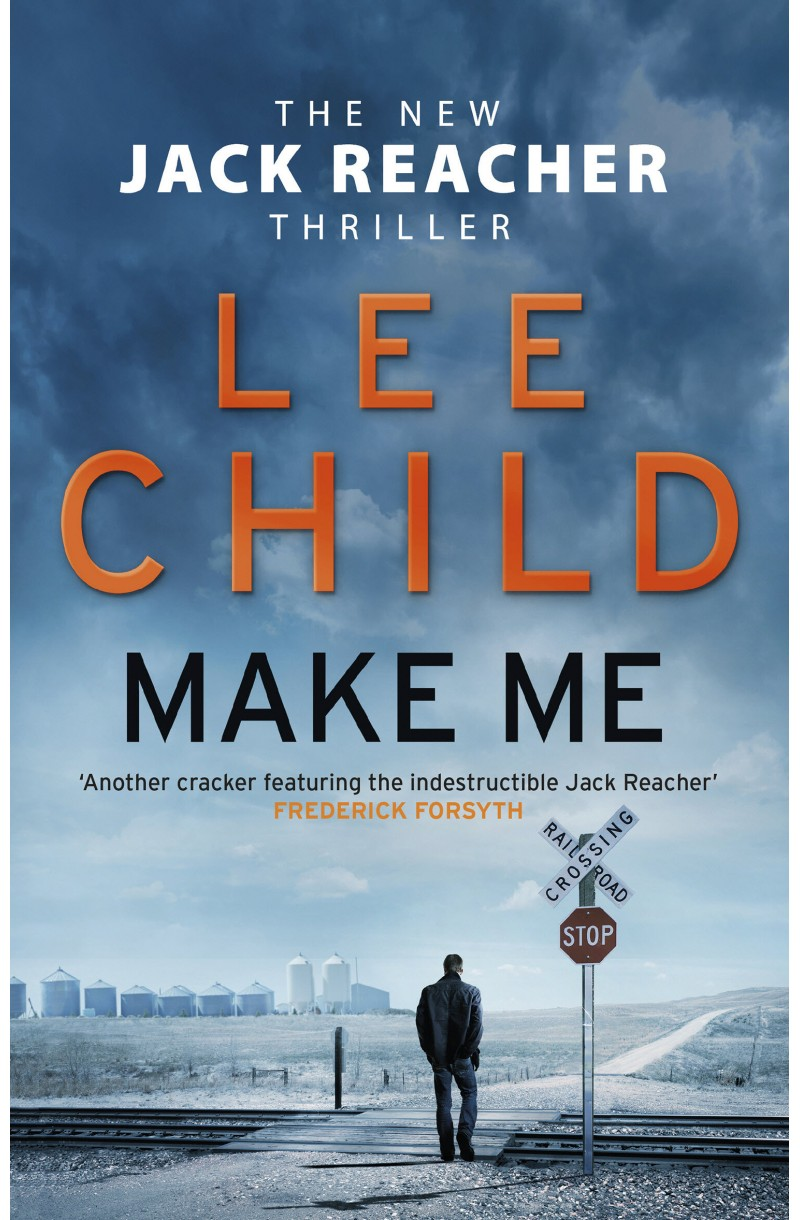 Jack Reacher: Make Me