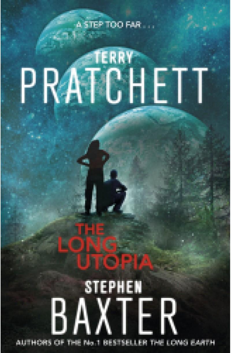 Long Earth 4: Long Utopia