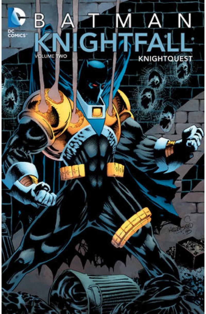 Batman Knightfall Vol 2: Knightquest